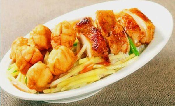 合家欢玉米面蒸饺(重庆路店)