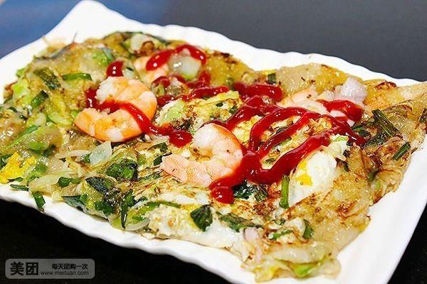 台北振华蚵仔煎(时尚天河东区店)味道好吃吗?