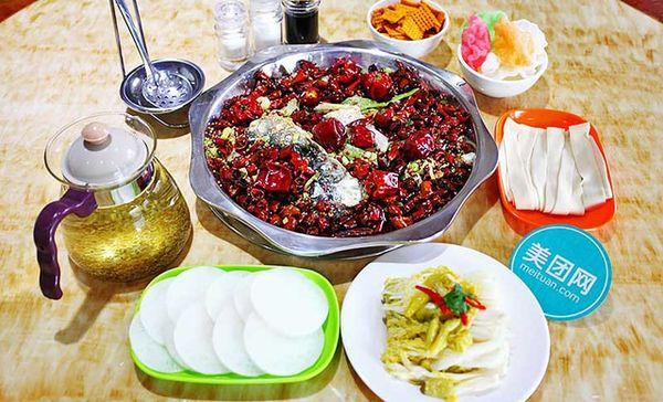 金瑞坊炝锅城好吃吗?