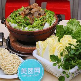 十里香牛杂煲(龙洞店)
