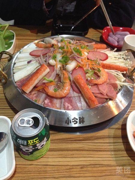 小今胖韩国年糕料理