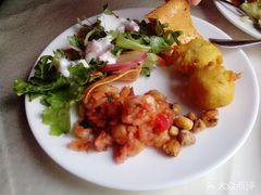 三色莲花印度餐厅的图片