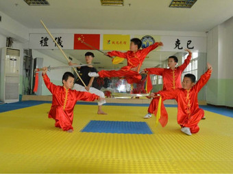 致远武术跆拳道俱乐部