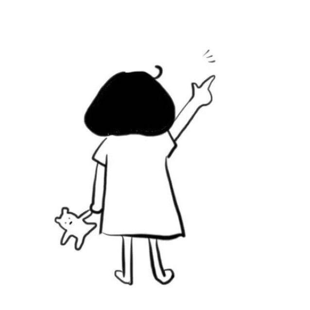 韩国小吃手绘图