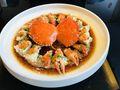 黑豚肉蒸膏蟹