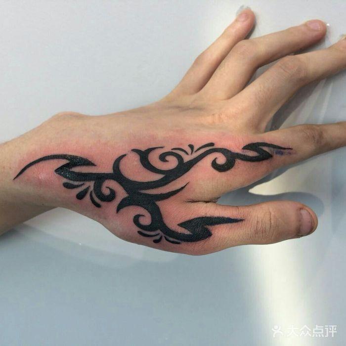 塔凸刺青图片-北京纹身-大众点评网
