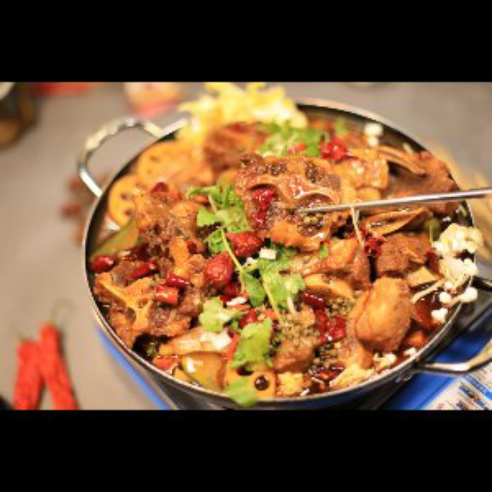松福家朝鲜族传统菜