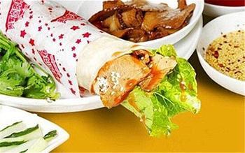 【滁州】贵哥卤肉卷-美团