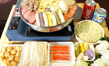 【南京】茉莉·茉莉韩式年糕料理-美团