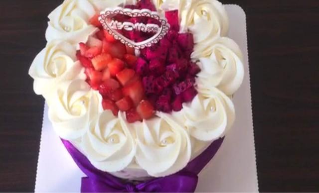 :长沙今日团购:【巴黎天使烘焙】蛋糕6选1,约8英寸,圆形