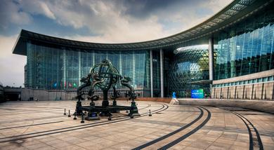 【世纪公园】上海科技馆+球幕电影票成人票-美团