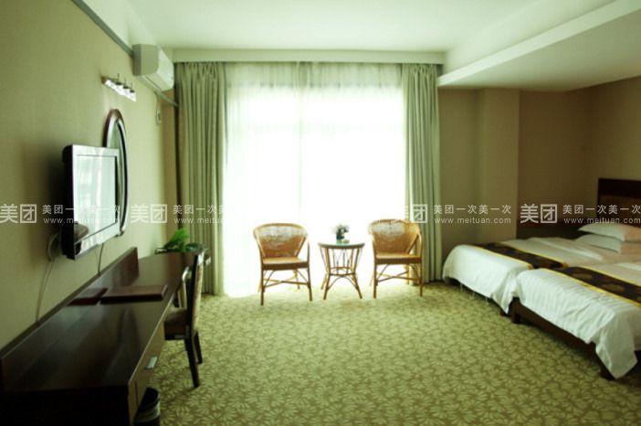 泰茏居度假酒店-豪华三人间2