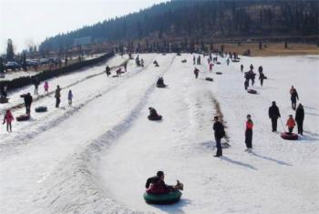 【岱岳区】徂徕山滑雪场-美团