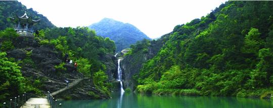 【岩头】楠溪江龙瀑仙洞-美团