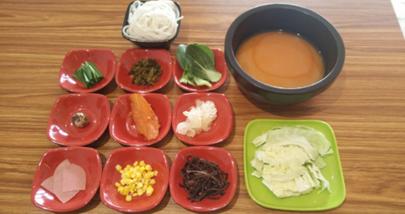 【博兴等】桥香缘米线水饺-美团