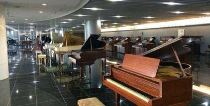 【琴台】武汉琴台钢琴博物馆成人票-美团