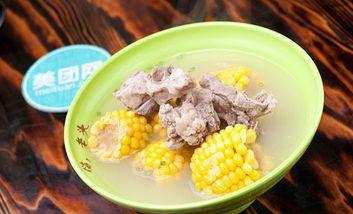 【上海】老头瓦罐骨头饭-美团