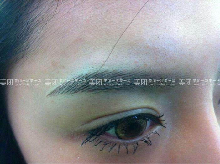 【成都素颜国际团购】素颜国际韩式3d定妆术秀飘眉