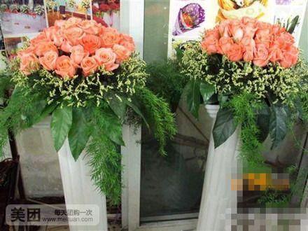 【南宁完美花艺团购】完美花艺罗马柱款式1团购|价格