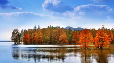 【青山湖景区】青山湖风景区-美团