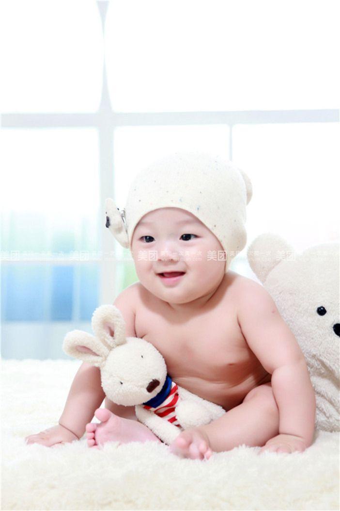 超可爱宝宝真实照片