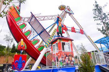 【秦州区】金龙山文化旅游园(天水欢乐世界)-美团