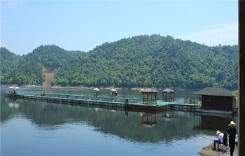 【明珠花园】杭州千岛湖钓鱼岛休闲垂钓4小时成人票-美团