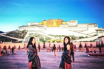 【拉萨出发】布达拉宫、珠穆朗玛峰、扎什伦布寺无自费7日跟团游*拉萨+珠峰7日游-美团