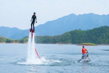 【淳安县】千岛湖欢乐水世界-美团