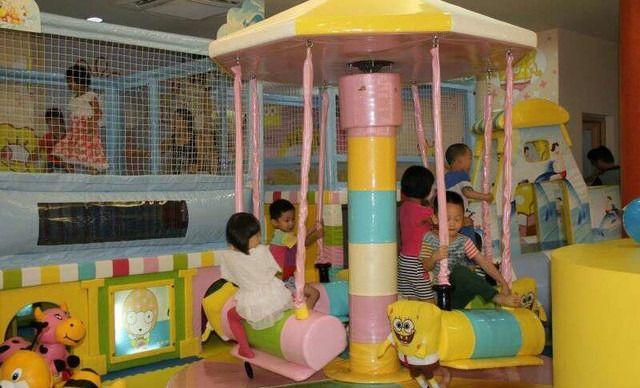 【中志佳婴】室内儿童乐园门票1个