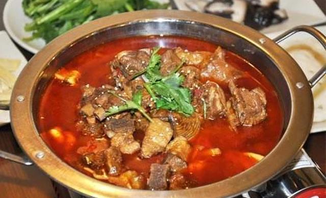 :长沙今日团购:【闯码头时尚烤肉】3-4人羊杂火锅,提供免费WiFi