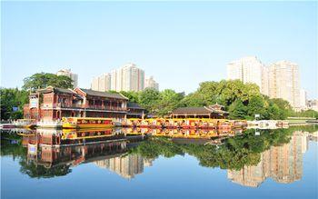 【其它】京城水系皇家御河游紫御湾码头船票+颐和园成人门票-美团