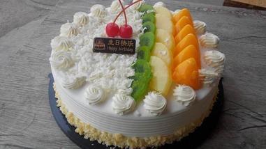 【大连】弥尚榴芒蛋糕店-美团