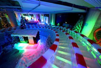 【海峡奥体中心】奥体冰雪奇幻乐园冰雪世界+3D画馆 (儿童套票)-美团