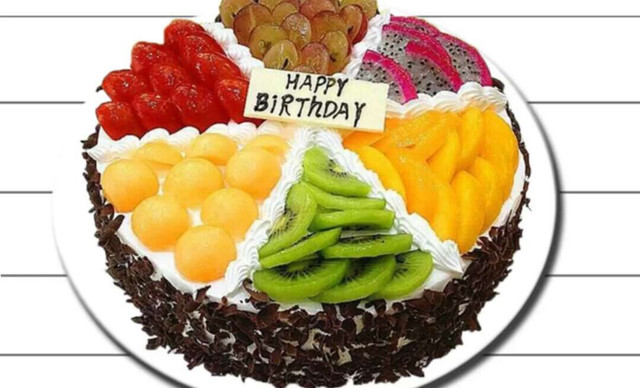 :长沙今日钱柜娱乐官网:【澳麦多伦】蛋糕4选1,约8英寸,圆形