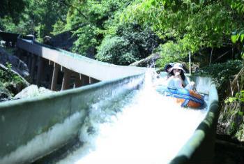 【永泰县】永泰天门山生态旅游风景区门票+滑水(成人票)-美团