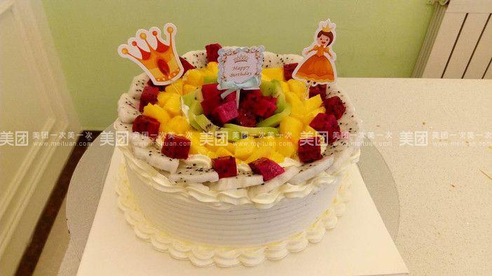 6英寸diy手工蛋糕制作