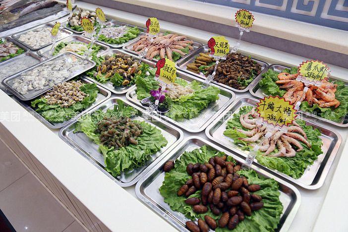 【哈尔滨威海海鲜坊团购】威海海鲜坊10-12人餐团购