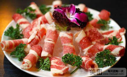 和民日本料理暖心日式火锅双人套餐 美团网广州站图片