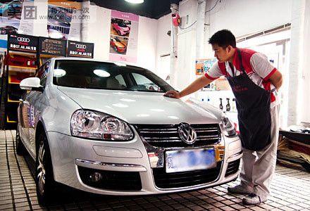 北京最好的汽车贴膜推荐——3m博瑞达汽车美容