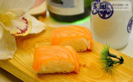 解放碑寿司一条街天绿v寿司美食精致美味双人套汇金铜陵美食图片