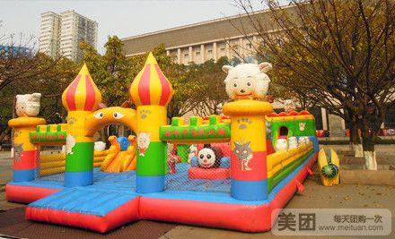 蓝火焰儿童主题游乐园_柳州_百度地图