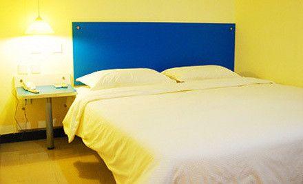 住宿1晚(标准间/普通大床房2选1),美团券可叠加/升级