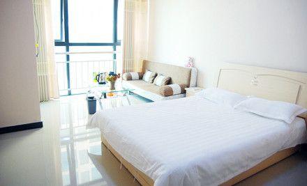 千帆自助公寓:住宿1晚,房型2选1