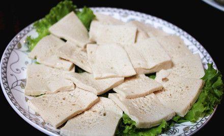千叶豆腐-菜很烫