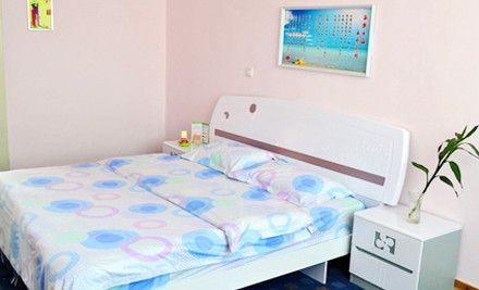 住宿1晚(时尚标准房/大床房2选1),可叠加使用,节假日通用