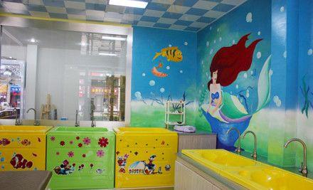 凯思婴幼儿游泳馆洗澡套餐团购 价格 图片 美团网图片