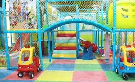 森林儿童乐园