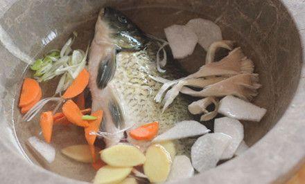【长春石锅鱼】云南石锅鱼攻略4人美食,云南九美味阳东套餐图片