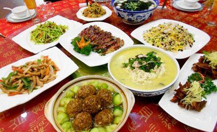 4-5人餐,扬州原料,扬州师傅,吃正宗扬州菜,还是绿扬邨